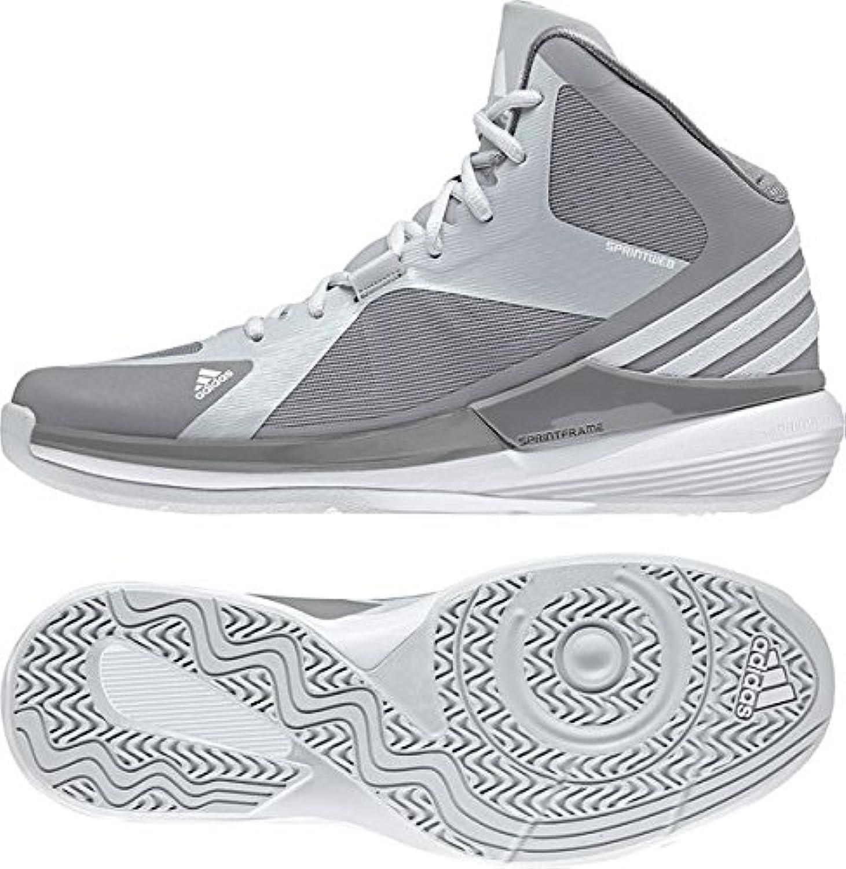Adidas Basketball Trainings Crazy Strike Ltonix/ftwwht/clgrey  Größe Adidas:14.5