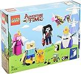 LEGO Ideas Adventure Time 496pieza(s) juego de construcción - juegos de construcción (9 año(s), 496 pieza(s))