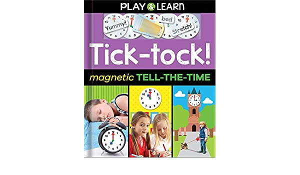 Magnetic Play /& Learn Time