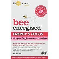 Unbeelievable Health Bee Energised Energy and Focus Supplement by Unbeelievable Health preisvergleich bei billige-tabletten.eu