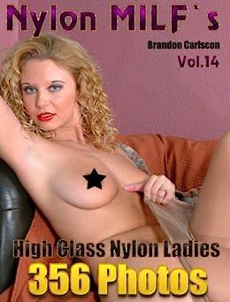 Nylon Milf`s Vol.14 Emma: Nylon Wives +30 Foto-eBook par [Carlscon, Brandon]
