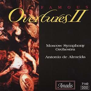 Famous Overtures-Vol. 2