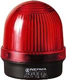 WERMA Dauerleuchte BM 12-240 VAC/DC, rot, 20010000