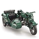 HSDM® Ferngesteuerte Bausteine für Autos, Bauen Sie Ihre eigenen Roboter-Spielzeug für Kinder – Geniale Maschinen Fernbedienung Roboter-Bausatz 100 centimeters D