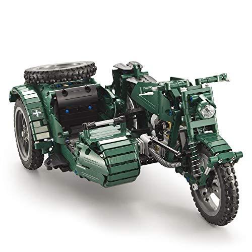 HSDM® Ferngesteuerte Bausteine für Autos, Bauen Sie Ihre eigenen Roboter-Spielzeug für Kinder - Geniale Maschinen Fernbedienung Roboter-Bausatz 100 centimeters D (Roboter Bausatz Fernbedienung)