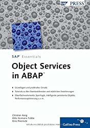 Object Services in ABAP (SAP PRESS)