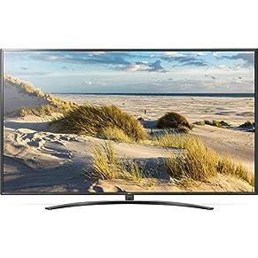 LG 86UM7600PLB 217 cm Fernseher (UHD, Triple Tuner, 4K Cinema HDR, Dolby Vision, Dolby Atmos, Smart TV)