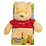Winnie The Pooh Snuggletime Soft Toy, 12""