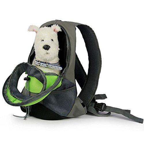 Japace zaino per cane borsa trasportino marsupio di - Borsa porta cane ...