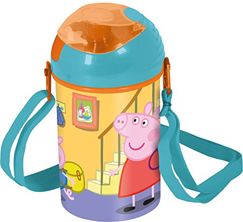 Boyz Toys Gourde Pop-up – Peppa Pig