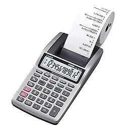 Casio HR-8TM Plus - Handheld Printing Calculator