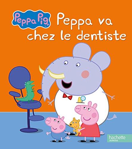 Peppa Pig/Peppa va chez le dentiste par Neville Astley