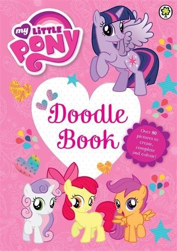 Doodle Book (My Little Pony)