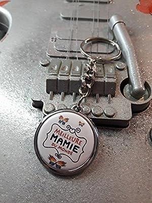 Porte clé Meilleure Mamie Du Monde