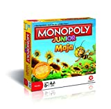 Winning Moves 43027 - Junior Monopoly - Biene Maja Brettspiel