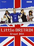 Little Britain - Great BOX (Die komplette Serie mit den Staffeln 1-3 + Specials