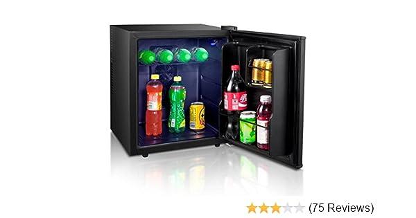 Leiser Mini Kühlschrank Mit Gefrierfach : Syntrox germany a liter geräuscharmer mini kühlschrank leiser