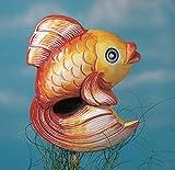 Reliefformen / Gießformen / Gipsfiguren Fisch