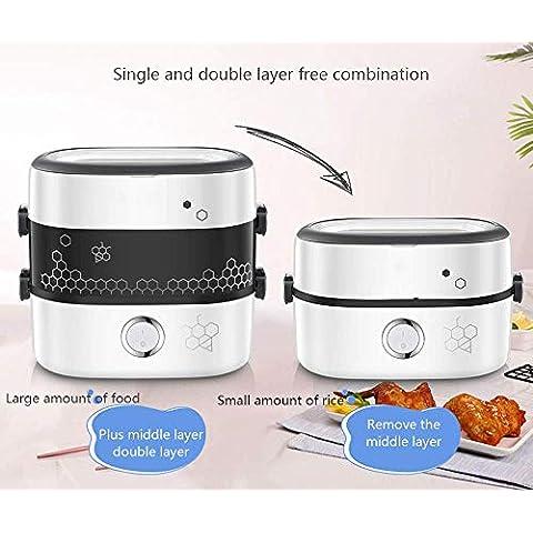 SND-A-Mini-Cocina-de-arroz-elctrico-de-la-Cocina-de-arroz-pequeo-elctrico-Caja-de-Almuerzo-Funcin-adecuados-para-1-2-Personas-para-cocinar-Sopa-arroz-guisos-Granos-y-harina-de-Avena