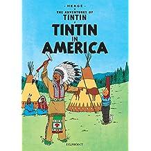 The adventures of Tintin: vol. 1: Tintin in America
