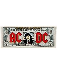 Ac/Dc - Bank Note [Patch/Aufnäher, Gewebt] [SP1905]