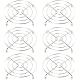 Embassy Stainless Steel Trivet/Table Ring, Round, Size Big (23 cms) - Pack of 6