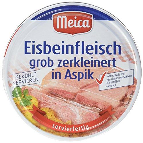 Meica Eisbeinfleisch in Aspik, 6er Pack (6 x 200 g Dose)