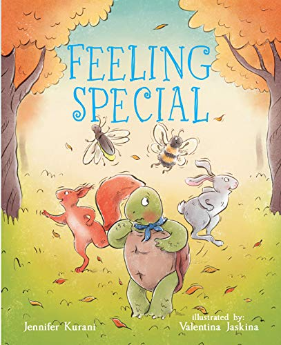 Feeling Special (English Edition)