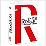 Le petit Robert de la langue française 2021