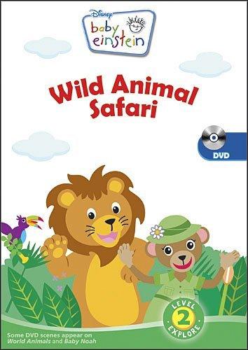 Wild Animal Safari - Baby Einstein DVD