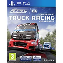 BigBen FIA European FIA-PS4 Truck Racing Championship R2 (PS4)