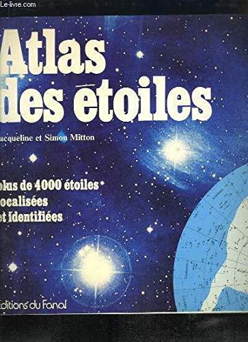 Atlas des étoiles