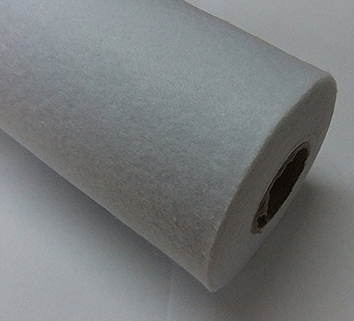 Playbox Felt en rollo (blanco) - 0,45 x 5 m - 160 g - acrílico - (PBX2470344)