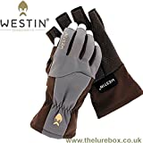 WestinW4 QuickGrip Half-Finger Glove XL Chestnut/Grey