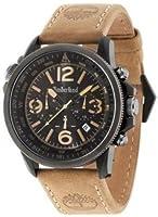 Timberland Reloj Analógico para Hombre de Cuarzo con Correa en Cuero TBL15129JSBU.02 de Timberland