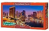 Castorland C-400195-2 - Puzzle Marina Pano, Dubai 4000 Teile