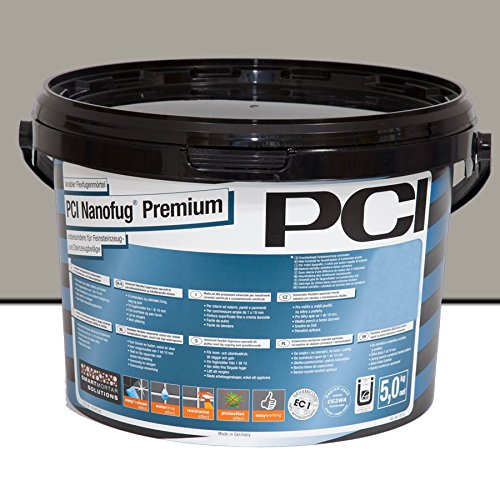 PCI Nanofug Premium Sandgrau 5 kg