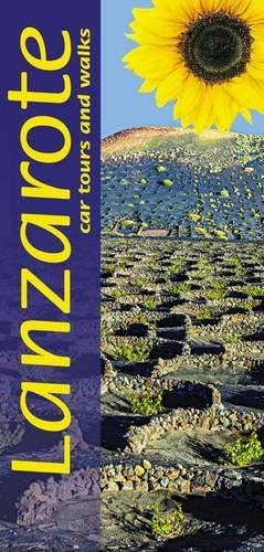Lanzarote: Car Tours and Walks (Landscapes)