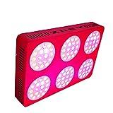 ZNET6 450W Spettro Completo Lampade per Piante Led Grow Light lluminazione Piante Interno Luce del Sole Spettro Completo Grow Tent Verdura immagine