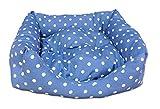 Baldiflex Cuccia colchón colchón de la cama Sleepy Perro y gato 60x40 cm