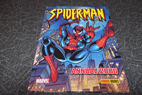 Spiderman Annual 2006 by Sophy Gasson (Editor) � Visit Amazon's Sophy Gasson Page search results for this author Sophy Gasson (Editor) (1-Aug-2005) Hardcover