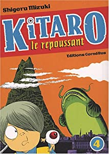 Kitaro le repoussant Edition simple Tome 4