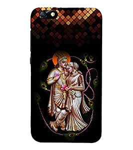 Sarvajana krishna 3D Hard Polycarbonate Designer Back Case Cover for Huawei Honor 4X :: Huawei Glory Play 4X