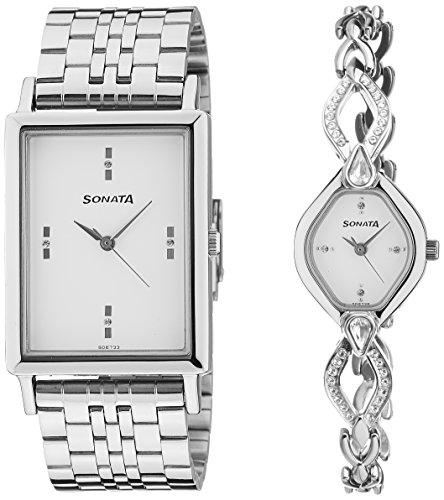 51fxuK2r1aL - Sonata 770038063SM01 watch