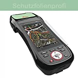 Bosch KTS 670 - 3x Maoni kristallklare Anti-Shock Displayschutzfolie - Crystal Clear Schutz Folie - Displayfolie