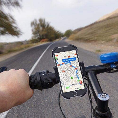 TaoTronics Universal Handyhalterung Fahrrad - 8