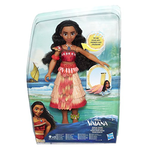 Disney Vaiana - C0154 - Vaiana Melodie Des Iles