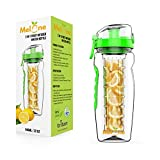Melone Fruit infuser water bottle with free sleeve - Best Reviews Guide