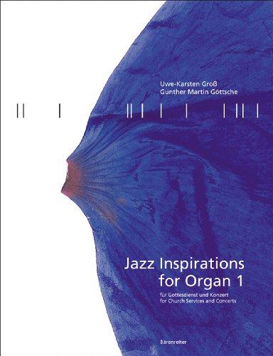 Jazz Inspirations für Orgel Band 1 (Musiknoten)