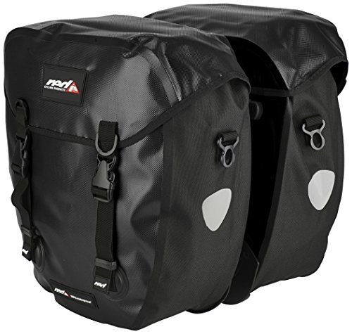 Red Cycling Products WP100 Pro II Carrier Bag Black 2017 Fahrradtasche